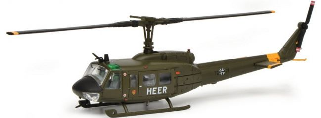Schuco 452636800 Bell UH 1D Heer | Hubschraubermodell 1:87