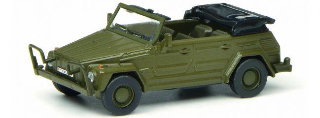 Schuco 452642900 VW Typ 181 Kübelwagen BW | Militär Modell 1:87