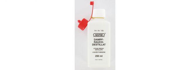 Seuthe 106 Lok-Dampfdestillate 250ml Flasche