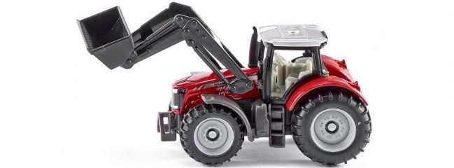 siku 1484 Massey Ferguson mit Frontlader | Traktormodell