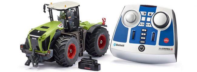 Siku 6794 Claas Xerion 5000 TRAC VC mit Fernsteuerung | 1:32 | RC Traktor