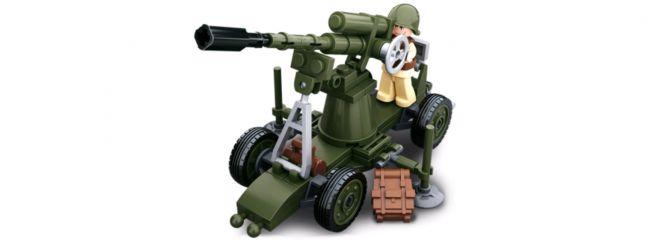 Sluban M38-B0678C WWII Alliierte Flak ARMY   WWII Baukasten