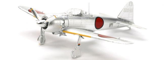TAMIYA 10316 Mitsubishi A6M5 Zeke silber | Flugzeug Bausatz 1:72