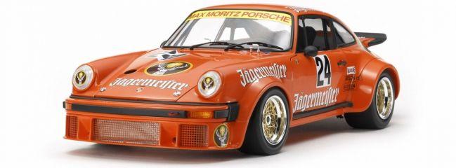 TAMIYA 12055 Porsche 934 Jägermeister | Auto Bausatz 1:12