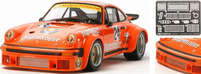 TAMIYA 24328 Porsche Turbo RSR Type 934 Jägermeister | Bausatz 1:24