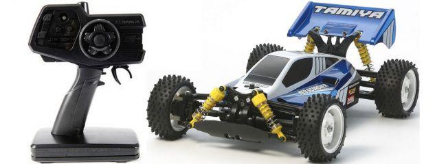 ausverkauft | TAMIYA 57867 Neo Scorcher TT-02B Chassis XB RC Auto Fertigmodell 1:10