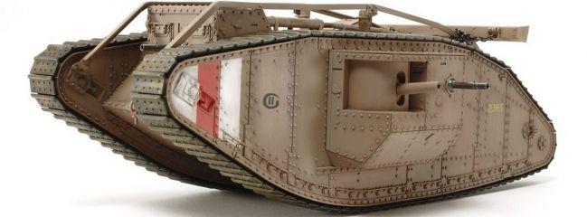 TAMIYA 30057 WWI Brit. Mk. IV Male mit Figuren | Militär Bausatz 1:35