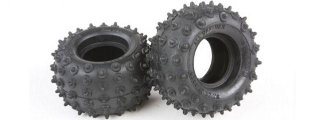 TAMIYA 319805034 Reifen-Set hinten (2) für Sand Scorcher