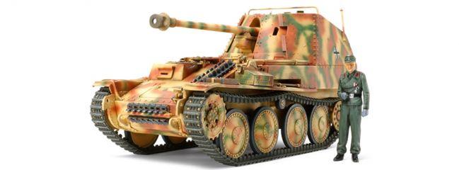 TAMIYA 32568 Jagdpanzer Marder Zerstörer + Figur | Panzerbausatz 1:48