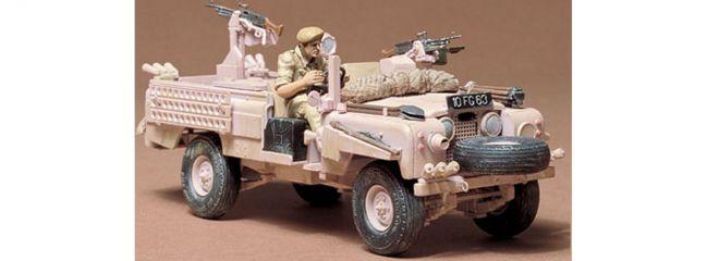 TAMIYA 35076 Brit. SAS Landrover Pink Panther Bausatz 1:35