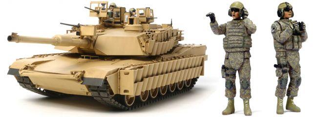 TAMIYA 35326 U.S. M1A2 SEP Abrams Tusk II Panzer Bausatz 1:35