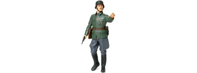 TAMIYA 36313 Deutscher Feldkommandant Figur Bausatz 1:16