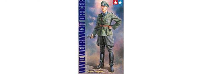TAMIYA 36315 WWII Wehrmachtsoffizier Figur Bausatz 1:16