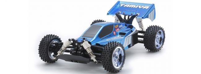 TAMIYA 47346 Neo Scorcher Blue Metallic TT-02B | RC Auto Bausatz 1:10