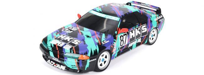 TAMIYA 47397 HKS Skyline GT-R Gr.A TT-01E | RC Auto Bausatz 1:10