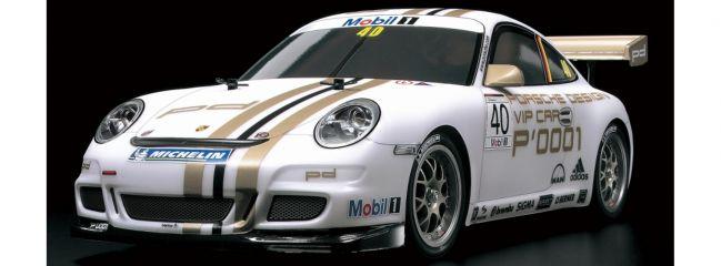 TAMIYA 47429 Porsche 911 GT3 Cup08 TT-01E | RC Auto Bausatz 1:10