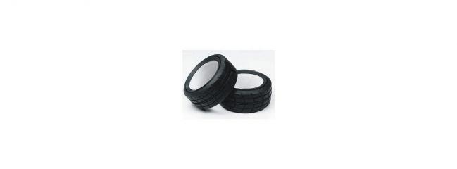 TAMIYA 51023 Reifen   Racing Radial 24 mm   mit Einlagen   2 Stück