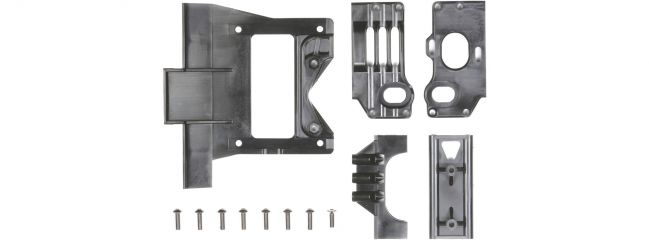 TAMIYA 54330 F104/Pro/X1 C-Teile Getriebegehäuse Carbon verstärkt