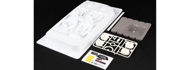 TAMIYA 54491 Rallye Cockpit-Set Linkslenker | 1:10