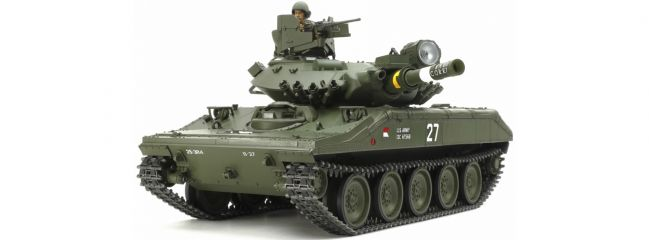 TAMIYA 56043 M551 Sheridan Full Option | RC Panzer Bausatz 1:16