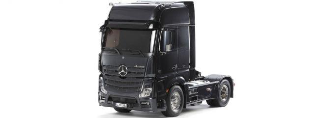 TAMIYA 56342 MB Actros 2 Giga (schwarz)  RC Truck Bausatz 1:14 online kaufen