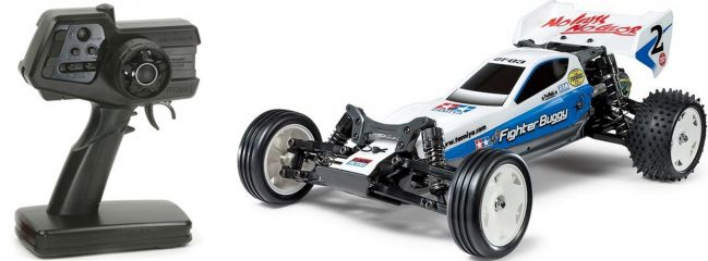 TAMIYA 57872 XB Neo Fighter Buggy (DT-03 Chassis) RTR 1:10 online kaufen