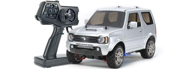 TAMIYA 57888 XB Suzuki Jimny (JB23) 4WD MF-01X | RC Auto Fertigmodell 1:10