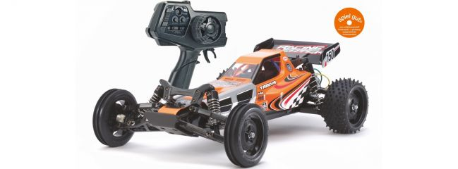 TAMIYA 57895 XB Racing Fighter 2.4GHz | DT-03 Chassis | RC Auto RTR 1:10