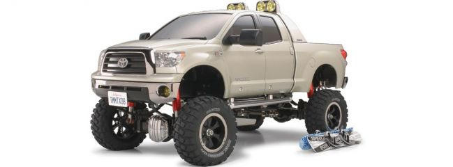 TAMIYA 58415 Toyota Tundra High-Lift RC Car Bausatz 1:10