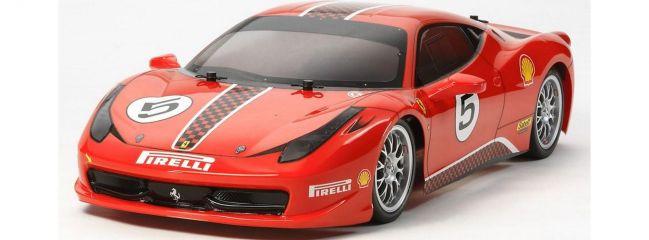 TAMIYA 58560 TT-02 Ferrari 458 Challenge 1:10 RC Bausatz