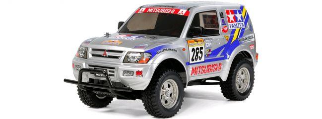 TAMIYA 58602 Mitsubishi Pajero Rally Sport CC-01 | RC Auto Bausatz 1:10