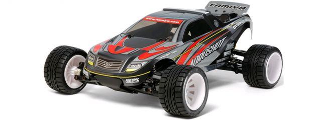 ausverkauft | TAMIYA 58610 Aqroshot Offroad Truggy DT-03T | RC Auto Bausatz 1:10