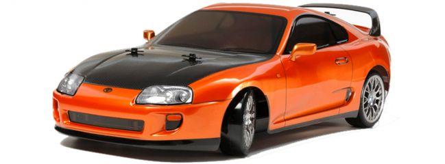 TAMIYA 58613 Toyota Supra Drift Spec TT-02D | RC Auto Bausatz 1:10