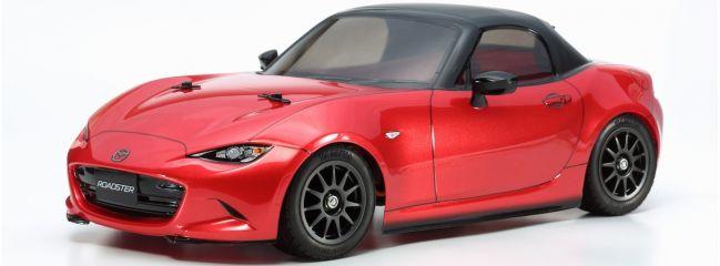 TAMIYA 58624 Mazda MX-5 Roadster M-05 | RC Auto Bausatz 1:10