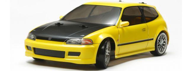 ausverkauft | TAMIYA 58637 Honda Civic SiR (EG6) TT-02D | RC Auto Bausatz 1:10
