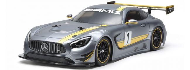 TAMIYA 58639 Mercedes-AMG GT3 TT-02 | RC Auto Bausatz 1:10