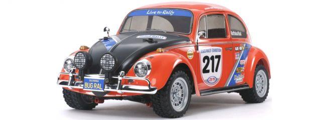 TAMIYA 58650 VW Beetle Rally | MF-01X Chassis | Bausatz RC Auto 1:10