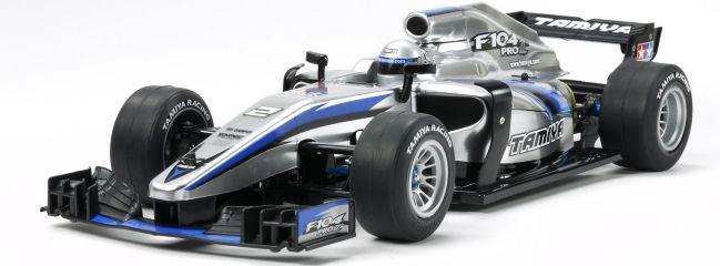 TAMIYA 58652 F104 Pro II Chassis Kit | RC Auto Bausatz 1:10