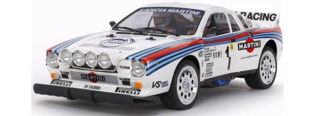 TAMIYA 58654 Lancia 037 Rallye TA-02SW | RC Auto Bausatz 1:10