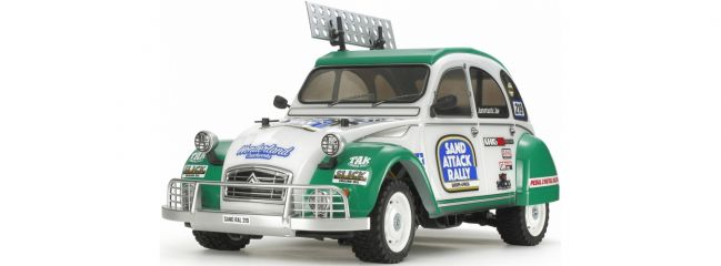 TAMIYA 58670 Citroen 2CV Rally M-05Ra | RC Auto Bausatz 1:10