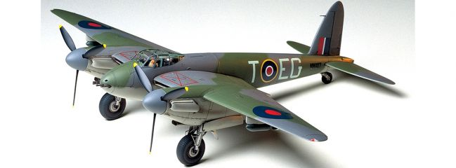 TAMIYA 61062 De Havilland Mosquito FB Mk.VI/NF Mk.II | Flugzeug Bausatz 1:48