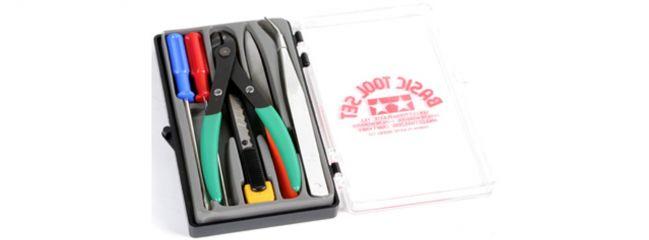 TAMIYA 74016 Basis-Werkzeugsatz Plastikmodellbau mehrteilig