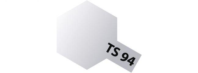TAMIYA 85094 TS-94 Metallic Grau glänzend Sprayfarbe 100 ml
