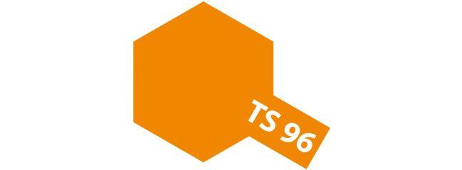 TAMIYA 85096 TS-96 Sprayfarbe Neon Orange glänzend   100ml