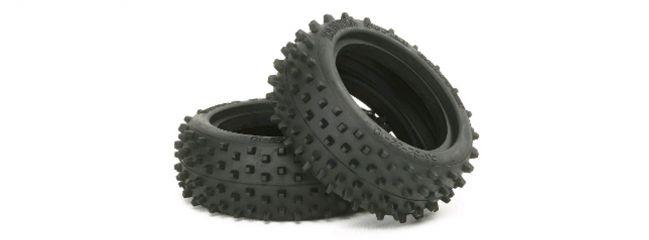 TAMIYA 53088 Square Spike Reifen   vorne   2 Stück   Offroad 4WD 1:10