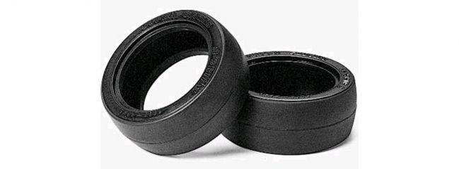 TAMIYA 53224 Reifen Slick M2 Mischung | 26 mm | 2 Stück