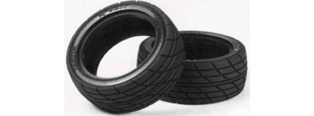 TAMIYA 53227 Reifen Radial | M2 Mischung | 26 mm  | 2 Stück