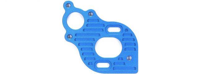 TAMIYA 54315 TA-06, Pro Alu Motorhalterung blau eloxiert leicht