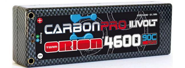 TEAM ORION 14046 LiPo Akku Carbon Pro | 4600 mAh | 90C | 11.1 Volt