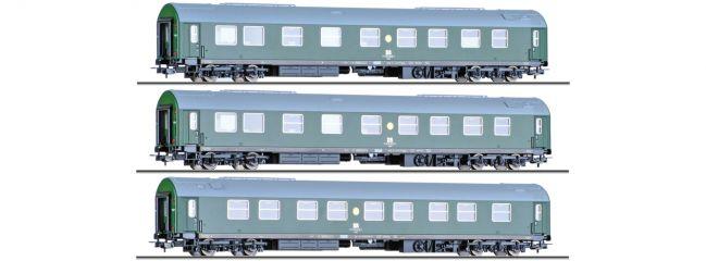 TILLIG 70033 3-tlg. Reisezugwagenset DR | DC | Spur H0